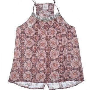 Knox Rose sleeveless blouse
